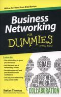 Business Networking for Dummies®