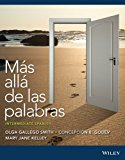 Mas alla de las palabras: Intermediate Spanish 3e, with accompanying audio registration card...