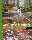 Applied Calculus 5e + WileyPLUS Registration Card (Wiley Plus Products)