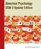 Abnormal Psychology DSM-5 Update Edition