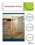 Mas alla de las palabras: Intermediate Spanish, Third Edition with accompanying audio regist...