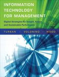 Information Technology for Management: Digital Strategies for Insight, Action, and Sustainab...