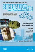 8th International Symposium on Superalloy 718 and Derivatives