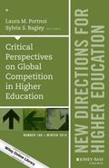 Global Competition in Higher Education