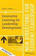 Innovative Learning for Leadership Development, SL 145