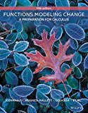 Functions Modeling Change 5e + WileyPLUS Registration Card