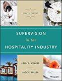 Supervision in the Hospitality Industry 8e + WileyPLUS Learning Space Registration Card
