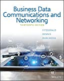 Sc Business Data Communications and Networking, Thirteenth Edition Student Choice Print on D...