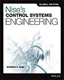 Nise's Control Systems Engineering [Aug 25, 2017] Nise, Norman S.