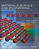 Materials Science and Engineering: An Introduction, 10e WileyPLUS Student Package