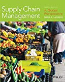 Supply Chain Management: A Global Perspective, Second Edition