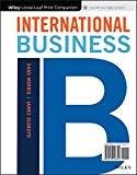 International Business, 1e WileyPLUS + Loose-leaf