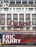 Context  : Architecture and the Genius of Place