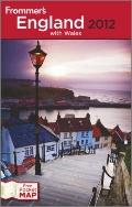 Frommer's England and the Best of Wales 2012