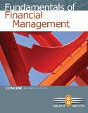 Bundle: Fundamentals of Financial Management, Concise Edition (with Thomson ONE - Business S...