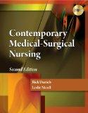 Bundle: Contemporary Medical Surgical Nursing, 2nd + Nursing CourseMate with eBook (1-Year) ...