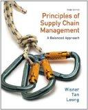 Bundle: Principles of Supply Chain Management: A Balanced Approach (with Premium Web Site Pr...