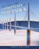 Bundle: Fundamentals of Mathematics, 10th + Mathematics CourseMate with eBook Printed Access...