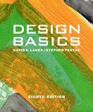 Bundle: Design Basics (with Art CourseMate with eBook Printed Access Card), 8th + ArtBasics:...