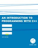 Bundle: Introduction to Programming with C++, 6th + Microsoft Visual Studio Express 2010 Unl...