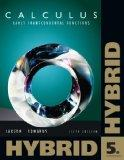 Calculus: Early Transcendental Functions, Hybrid (with Enhanced WebAssign Homework and eBook...
