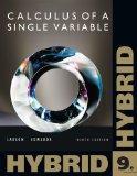 Single Variable Calculus, Hybrid (with Enhanced WebAssign Homework and eBook LOE Printed Acc...