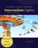 Cengage Advantage Books: Intermediate Algebra: Everyday Explorations