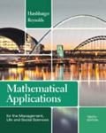 Mathematical Applications for the Management, Life, and Social Sciences (Textbooks Available...