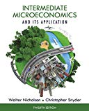 Intermediate Microeconomics and Its Application (with CourseMate 2-Semester Printed Access C...