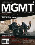 MGMT 5: What's Inside, A Student Tested, Faculty-Approved Approach to Learning Principles of...