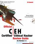 Official Certified Ethical Hacker Review Guide: For Version 7.1 (with Premium Website Printe...