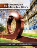 Bundle: Elementary and Intermediate Algebra, 5th + Enhanced WebAssign with eBook LOE Printed...
