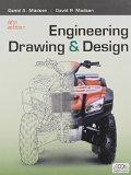 Bundle: Engineering Drawing and Design, 5th + CourseMate with eBook Printed Access Card