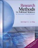 Research Methods in Political Science (with MicroCase Printed Access Card)