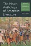 The Heath Anthology of American Literature: Volume C