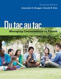 Du tac au tac: Managing Conversations in French (with Premium Web Site Printed Access Card)