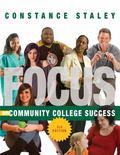 FOCUS on Community College Success (Textbook-specific CSFI)