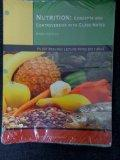 Nutrition: Concepts and Controversies with Class Notes (Bowling Green State University Edition)