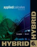 Applied Calculus, Hybrid Edition (with Enhanced WebAssign with eBook LOE Printed Access Card...