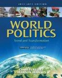 Bundle: World Politics: Trend and Transformation, 2012 - 2013 Edition, 14th + Political Scie...