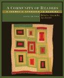 Bundle: A Community of Readers: A Thematic Approach to Reading, 6th + Aplia 1-Semester Print...