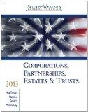 South-Western Federal Taxation 2013: Corporations, Partnerships, Estates and Trusts, Profess...