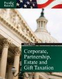 Study Guide for Pratt/Kulsrud's Corporate, Partnership, Estate and Gift Taxation 2013, 7th