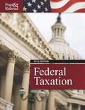 2013 Federal Taxiation