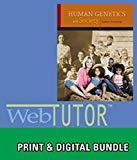 Bundle: Human Genetics and Society, 2nd + WebTutor™ on WebCT™ with eBook on Gateway Printed ...