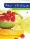 Bundle: Personal Nutrition, 8th + Nutrition CourseMate with eBook Printed Access Card