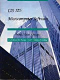 CIS: 125 Microcomputer Software (Word / Excel / Access) (Customized for Passaic County Commu...