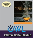 Bundle: General Chemistry, 10th + OWLv2, 1 term (6 Months) Printed Access Card