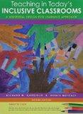 Cengage Advantage Books: Teaching in Today's Inclusive Classrooms: A Universal Design for Le...