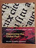 Discovering the Global Past (William Paterson University)